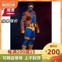 Sideshow 100435 1/6 漫威漫画  Cyclops 镭射眼 可动人偶 预售