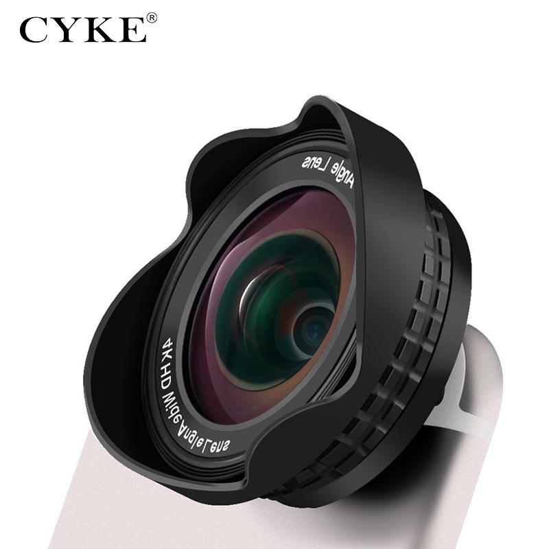 广角手机镜头iphone8通用单反苹果X后置摄像头外置高清微距鱼眼