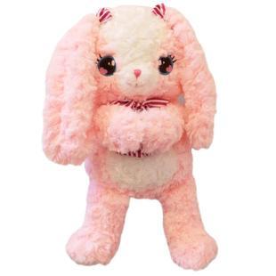 兔子熊包大容量lolita包lo包斜挎雙肩洛麗塔揹包玩偶改包手作