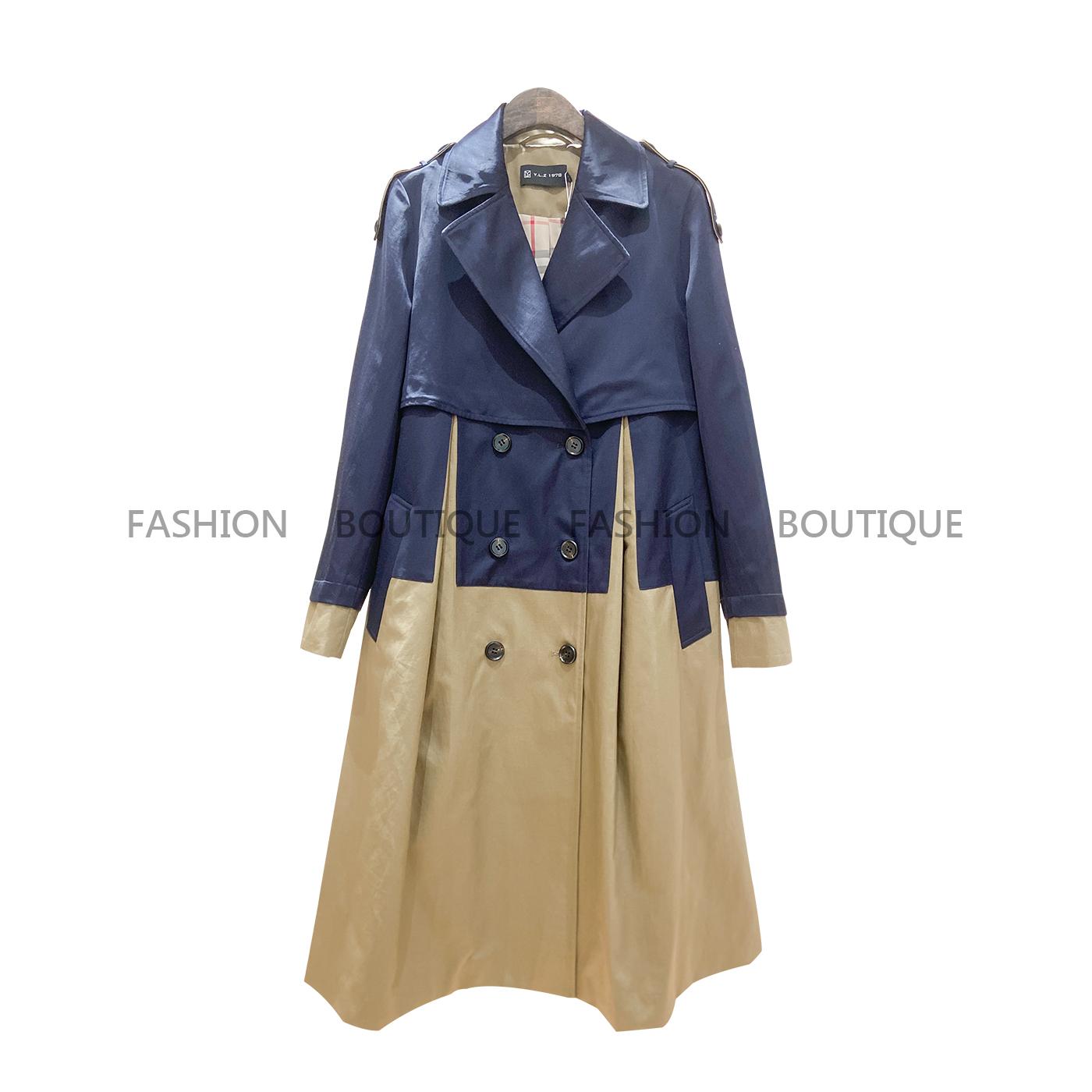 轻奢女装设计师品牌专柜精品外套CG560015
