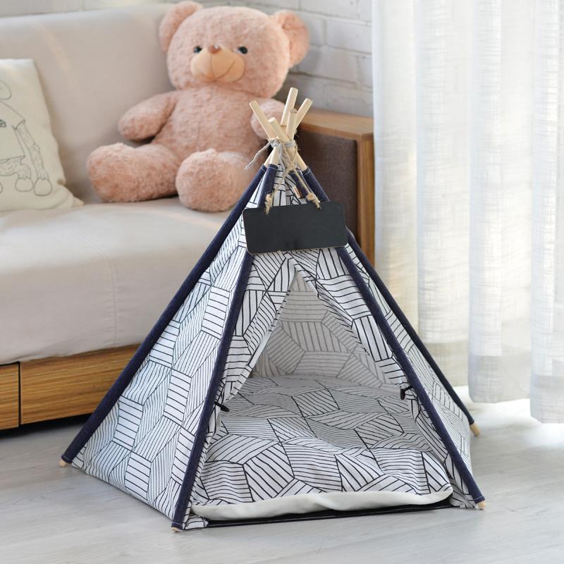 网红帐篷泰迪床中小型犬猫全猫窝