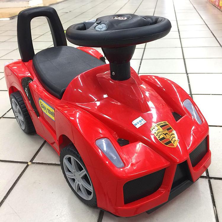 券后49.90元儿童扭扭车1-3岁宝宝助步滑行四轮玩具车带音乐妞妞摇摆车溜溜车