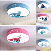 简约现代圆形温馨浪漫灯饰吸顶客厅房间水晶灯具led视贝主卧室灯