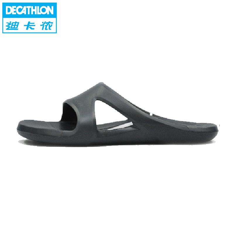 迪卡儂拖鞋遊泳鞋遊泳拖鞋男式女式男女沙灘鞋涼鞋 NABAIJI