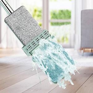 加粗加大刮刮乐免手洗平板拖把家用旋转拖把拖地神器懒人地拖墩布
