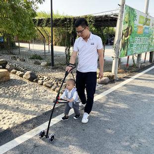 孩乐滋幼儿安全学步神器扶站宝宝学走路防摔牵引绳护腰婴儿学步带