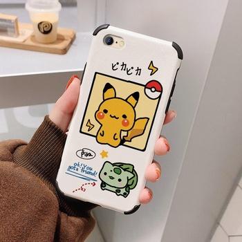 相框皮卡丘苹果6s女6 iphone手机壳