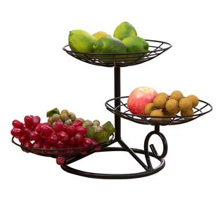 客厅北欧创意时尚点心蛋糕架水果盘
