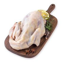 Old Du Chongming-aged hen 1kg chicken whole chicken poultry Meat Chongming Chicken