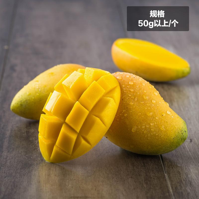 ~天貓超市~海南小台農芒果500g 新鮮水果