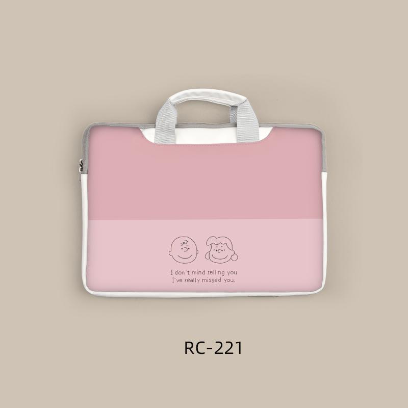 适用惠普ZHAN战66二代14寸笔记本手提包女15.6寸可爱电脑包13.3寸