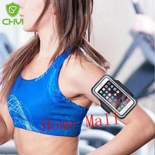 CHYI Cases for iPhone 8 7 plus 6s 6 case Sport Armband Arm B