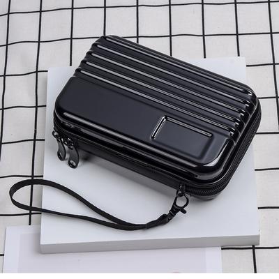 Travel toiletry bag suitcase small shoulder bag men's portable business trip toiletries travel suit multifunctional artifact