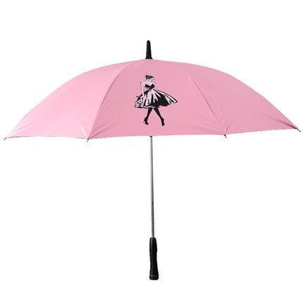 自带的抖音同款防紫外线充电太阳伞