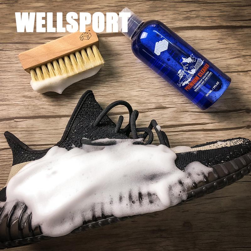 Well движение Chie мыть обувной артефакт AJ кроссовки моющее средство новичок обувной очередь фур меш спортивной обуви мыть