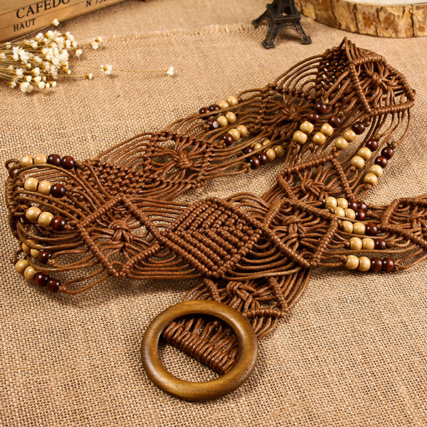 Женские плетеные ремни Артикул 26927720556