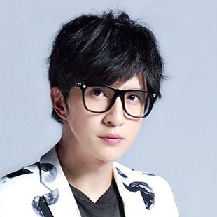 薛之谦同款近视眼镜框架女韩版潮无镜片大框复古装饰平光镜眼睛男