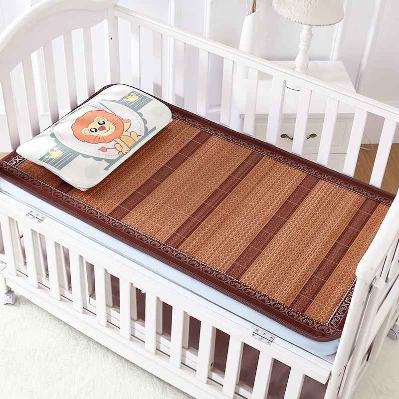 凉席适用双面凉席c309小龙哈比宝宝推车凉席坐垫婴儿推车凉席子