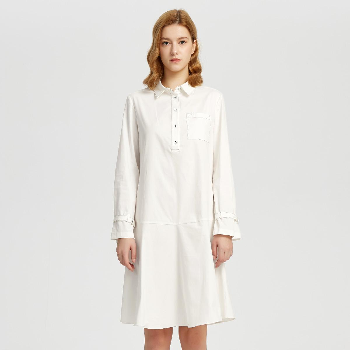 伊芙丽夏季新款连衣裙118C990341限5000张券