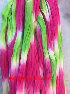 丝网花材料丝袜花30D加厚加长丝网特殊柒大丝网加长三色丝网