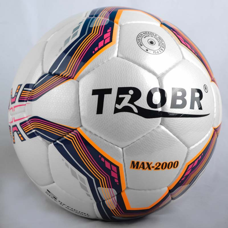 Tuobai trobr hand sewn football max2000 waterproof professional competition high cost performance student football leather football