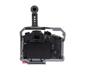 战斧摄像摄影松下微单gh5gh4适配器