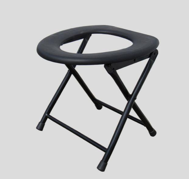 Старики мелкий стул беременная женщина туалет инвалид болезнь npc затем стул портативный мобильный туалет табуретка легко сложить сидеть туалет стул