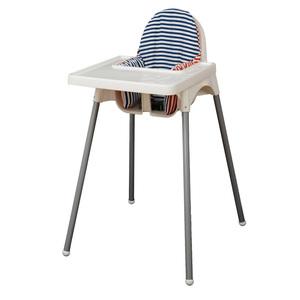 宜家用高脚椅子婴儿宝宝餐椅儿童吃饭椅安全座椅小孩多功能餐椅
