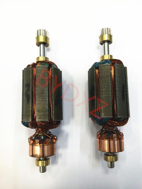 好握速CL-6500电动螺丝刀电机 转子马达