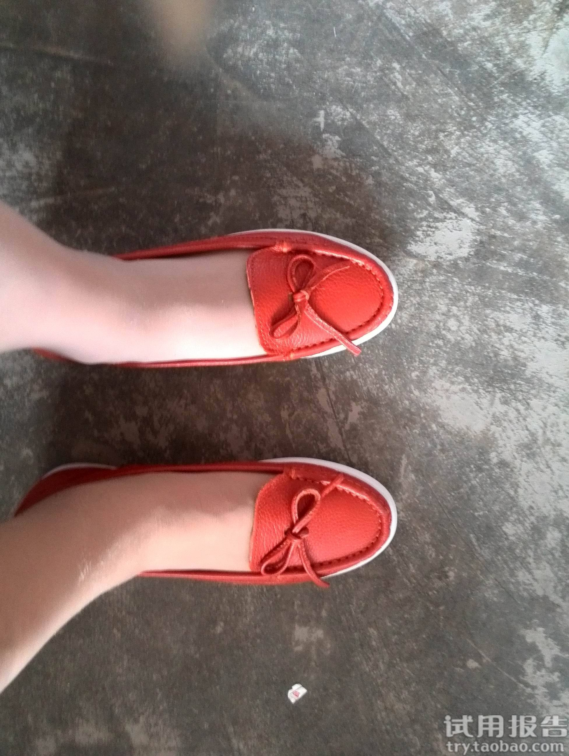 这双奥康女鞋舒适的基础上也不缺乏美观高清展示图 2
