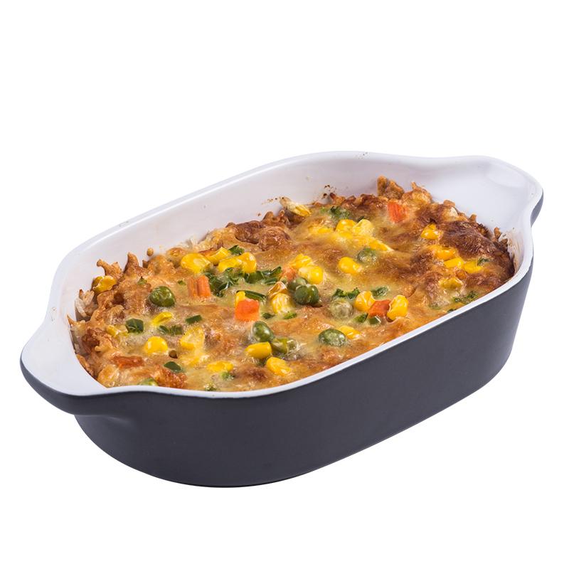 烤箱碗芝士焗饭碗微波炉专用烤盘陶瓷烤碗家用烘焙焗饭盘盘子菜盘