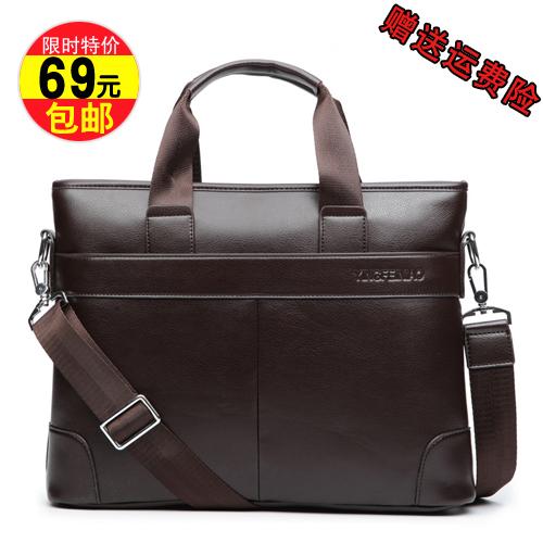 Bag 2020 new fashion mens work bag mens business simple briefcase