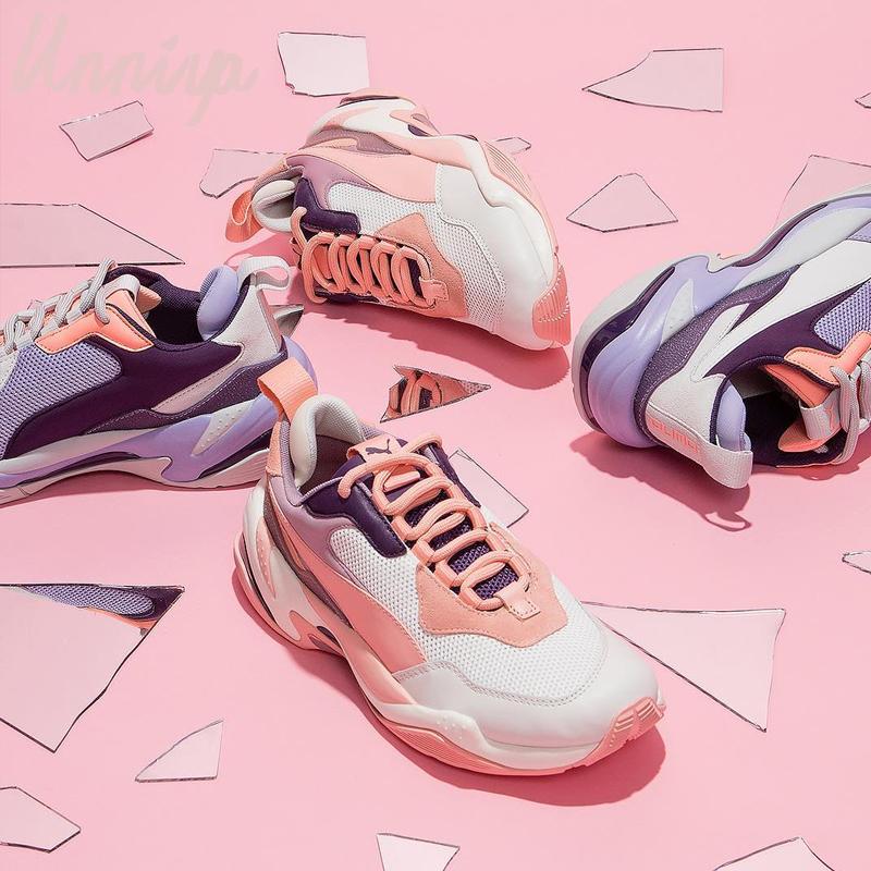 热销1件不包邮韩国代购puma泫雅同款老爹男女鞋
