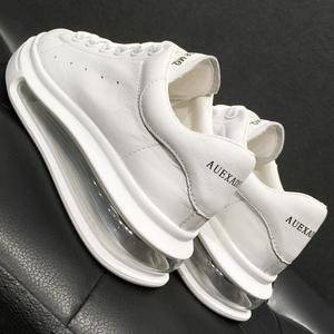 领5元券购买2020新款春款气垫运动厚底鞋小白鞋