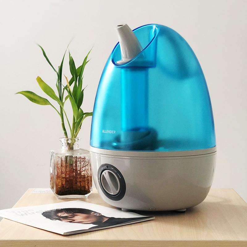 藍德ALLENDER空気加湿器4 L家庭用軽音大容量寝室内リビングルーム事務室加湿器