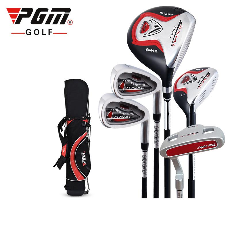 儿童高尔夫球杆 全套 儿童初学套杆3个年龄段 高尔夫青少年球包邮