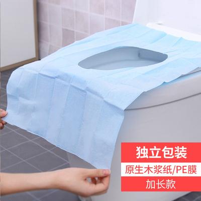 一次性馬桶墊女旅行粘貼廁所酒店便攜產婦旅游坐便器坐便套坐墊紙