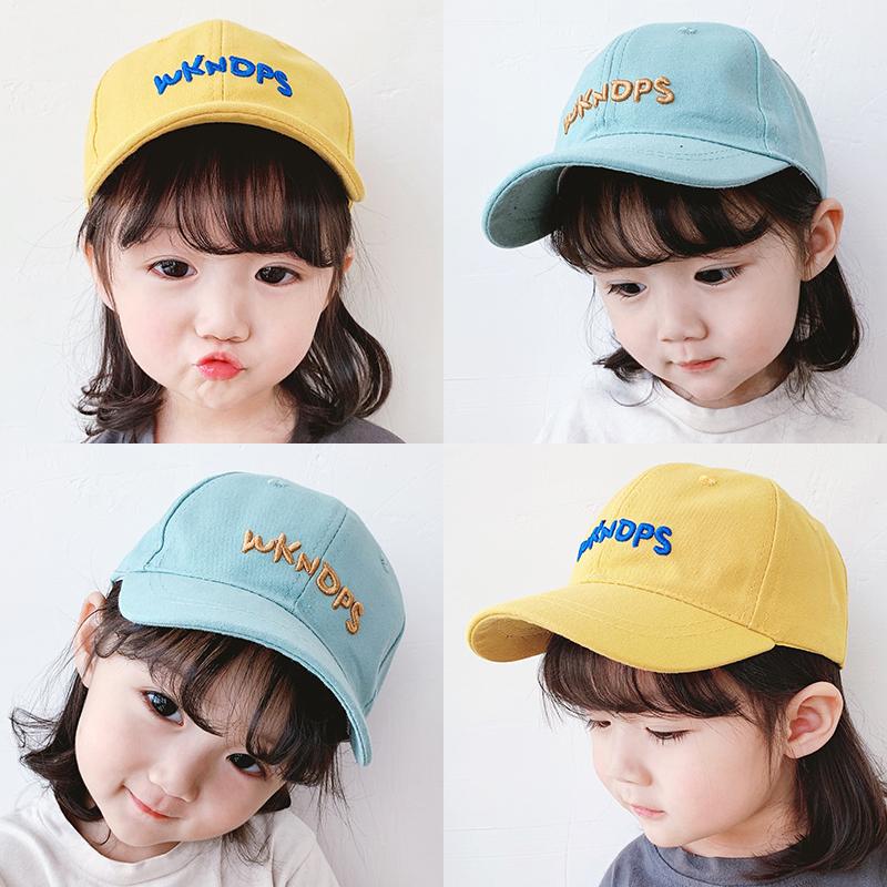 男童春秋户外遮阳太阳帽儿童帽子热销30件不包邮