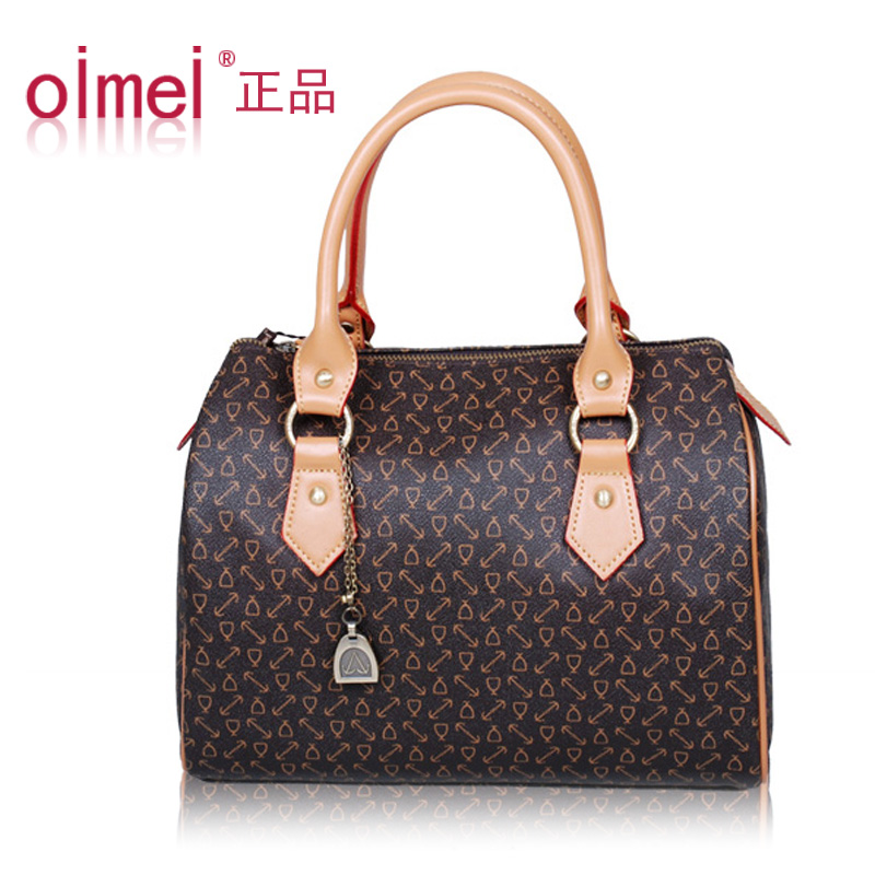 2015 new counter genuine Omi oimei Italian fashion designer handbag bag  handbags 1234. Loading zoom 184f14c677259