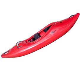 加拿大品牌ROIT百途76瀑布激流艇船体轻巧专业白水漂流皮划艇图片
