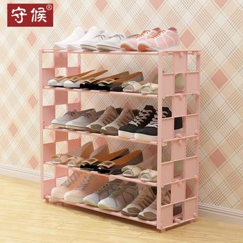 鞋架多层简易放门口家用防尘经济型宿舍收纳鞋柜小鞋架子室内好看