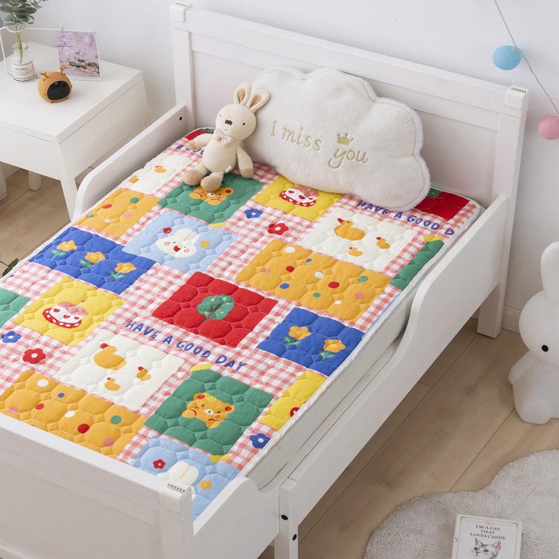 儿童1.2米软垫单人纯棉幼儿园床垫质量如何