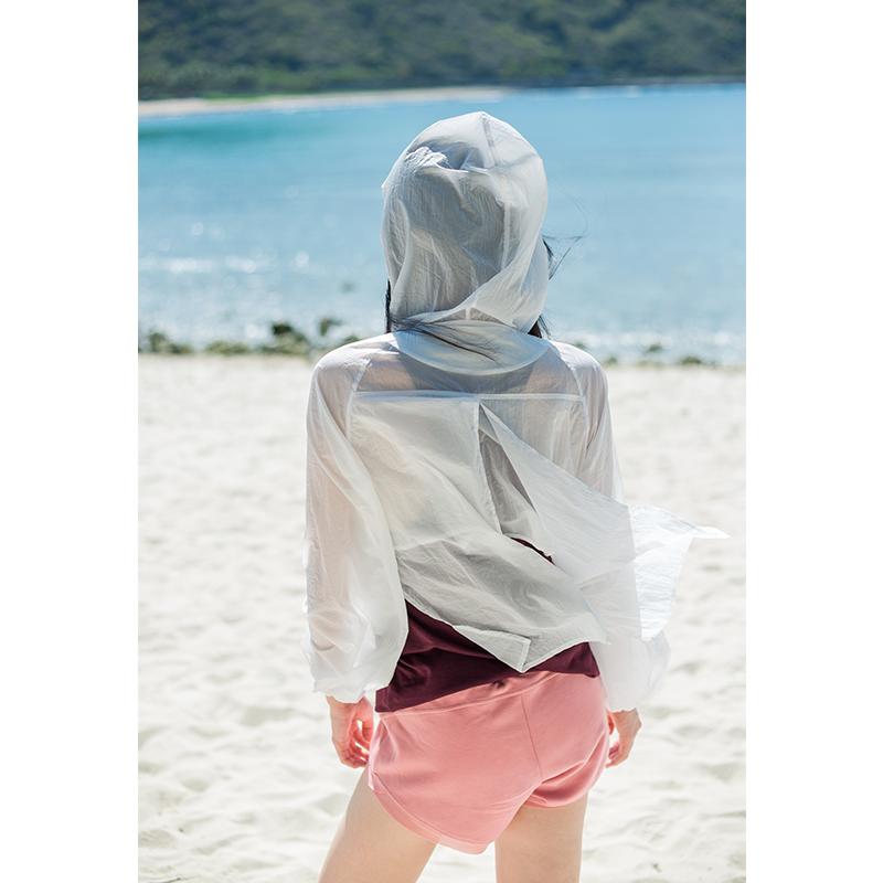 超薄外衣清凉透气防风衣新款运动外套夏季防晒衣女Remodeling