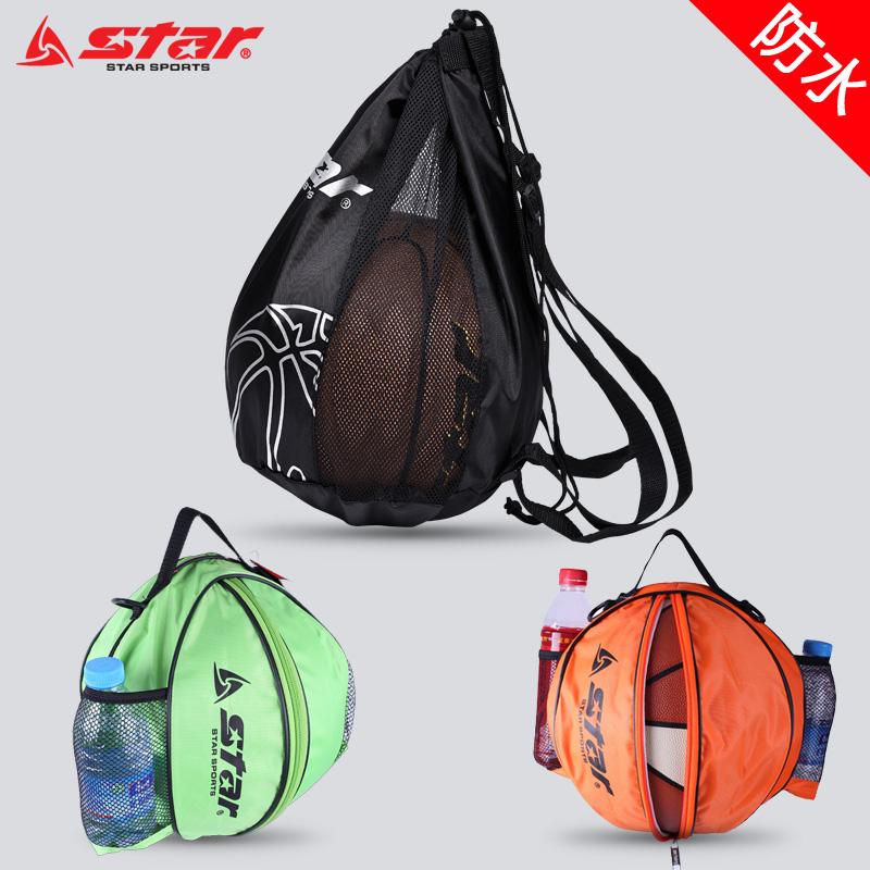 正品STAR/世达球包篮球包足球包双肩球包篮球袋训练包足球袋