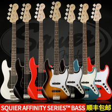 Бас-гитара Fender Squier Affinity Jazz Bass