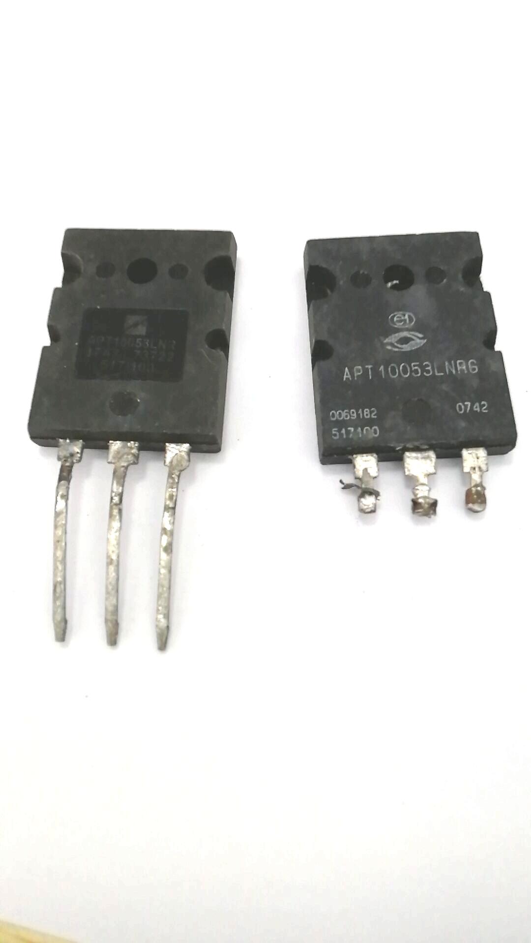 apt10053lnrg测试正常1原装拆机
