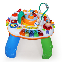 Guyu game table baby toy table 1-2-3-year-old children's multi-functional music puzzle early education learning table