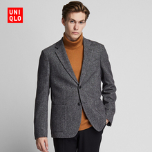 Men's wool blended jacket 420000 UNIQLO Uniqlo