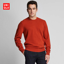 Men's cashmere turtleneck sweater (long sleeve) 419201 Uniqlo