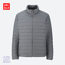 Men's senior light down jacket 419994 UNIQLO